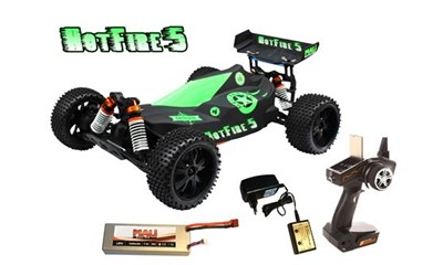 Hotfire 5 Buggy,1:10 Brushl RTR-waterproof