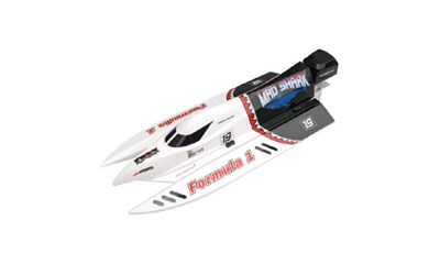 Mad Shark Brushless F1 Boat 2.4Ghz RTR