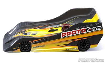 PFR18 PRO ULTRA LIGHT WEIGHT 0.025 Lexan