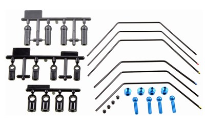 TRF418 Stabilizer Set F/R