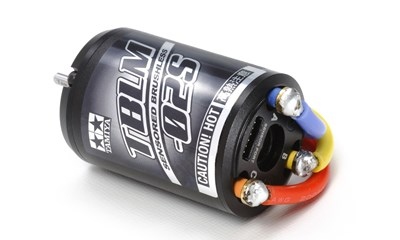 Tamiya Brushless Motor 02 (Sensored) 10.5T