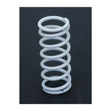 Rear Shock Spring White (Soft) For M5 V2