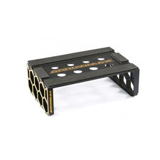 Set-Up Frame For 1/10 Off-Road Cars Black Golden