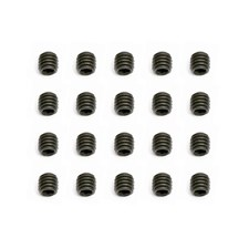 Set Screws, 3x3 mm