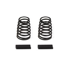 RC10F6 Side Springs, black, 3.9 lb/in