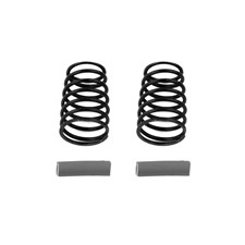 RC10F6 Side Springs, gray, 5.2 lb/in