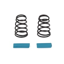 RC10F6 Side Springs, blue, 5.8 lb/in (in kit)
