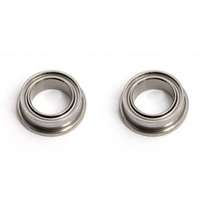 Bearings, 1/4 x 3/8 in, flanged