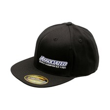 AE 2012 Hat, Black, flat bill, L/XL