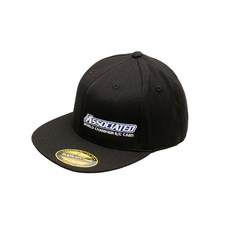 AE 2012 Hat, Black, flat bill, S/M