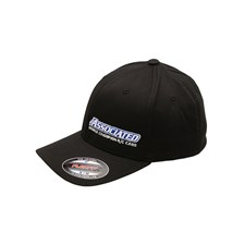 AE 2012 Hat, Black, curved bill, S/M