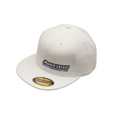 AE 2012 Hat, White, flat bill, L/XL