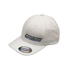 AE 2012 Hat, White, curved bill, L/XL