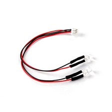 Mini-Z Micro Light Connection Wire w/Orange LED