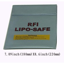 Li-Po Safety-Bag Small