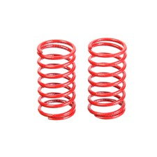 Side Springs - Red 0.5mm - Soft - 2 pcs