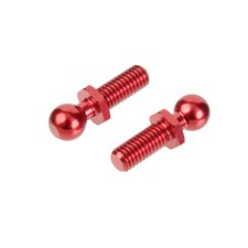 Alum. Threaded Ball 4.25mm - 2 pcs