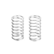 Side Springs - Silver 0.6mm - Medium Soft - 2 pcs