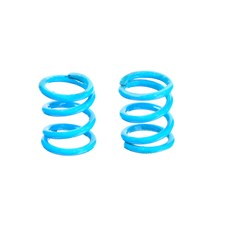 Front Spring Coils - Blue 0.6mm - Hard - 2 pcs
