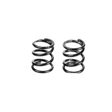 Front Spring Coils - Black 0.5mm - Medium - 2 pcs