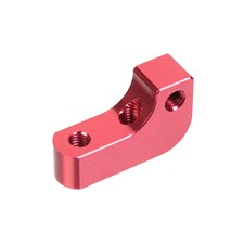 Alum. Damper Holder FSX-10 - SSX-10 - 1 pc
