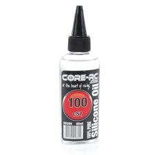 Silicone Oil - 100cSt - 60ml