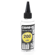 Silicone Oil - 200cSt - 60ml