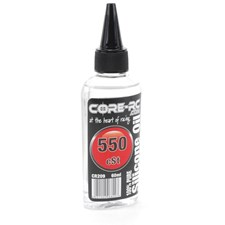 Silicone Oil - 550cSt - 60ml