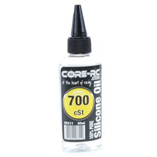 Silicone Oil - 700cSt - 60ml