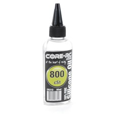 Silicone Oil - 800cSt - 60ml