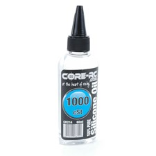 Silicone Oil - 1000cSt - 60ml