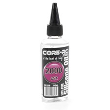 Silicone Oil - 2000cSt - 60ml