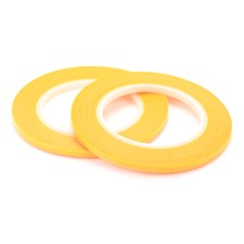 Precision Masking Tape 3mm x 18M - 2pcs