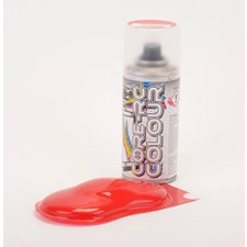 Aerosol Paint - Fire Red