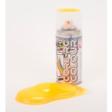 Aerosol Paint - Neon Orange