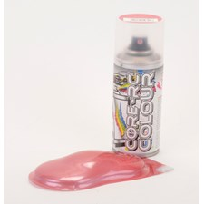 Aerosol Paint - Metallic Red