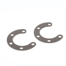 Alloy Motor Spacer - 1mm - pk2