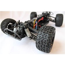 FunFighter Brushed Truck 4WD, RTR