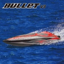 Bullet Deep Vee Boot 2.4Ghz RTR