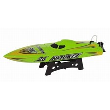 Rocket Brushed Deep V Boat RTR