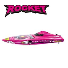 Rocket Brushless Deep V Boat ARTR