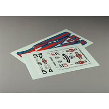 Lancia LC2. Decal Set