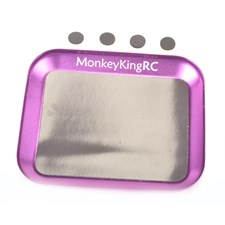 Magnetic Tray - Purple - 1pc
