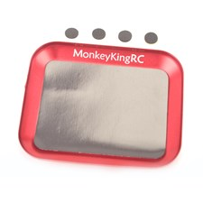 Magnetic Tray - Red - 1pc