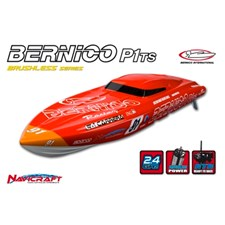 Bernico P1 RTR 2.4Ghz, X-Treme Brushless Power