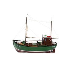 Catherine - Fishing Boat, incl. Esc, Motor, Servo, No Radio
