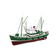 Bretagne - Fishing Boat, incl. Esc, Motor, Servo, No Radio