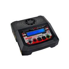 Power Quad 100 Charger - AC 100W - DC 4x 100W - 4x 4S Lixx - 8 Nixx