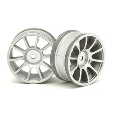 1/10 M-Chassis 47, 10 Spoke Inch-Up Wheels, for Ride Lowprofile tire,Matt S