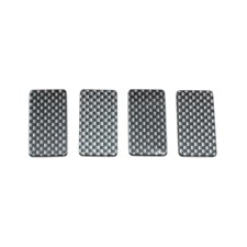 Carbon Printed Side Dam IFMAR (4pcs)
